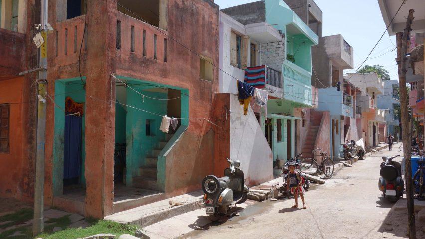 Aranya Low Cost Housing, Indore, India, 1989
