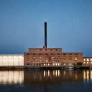 Studio Gang transforms Wisconsin power plant into Beloit College student union