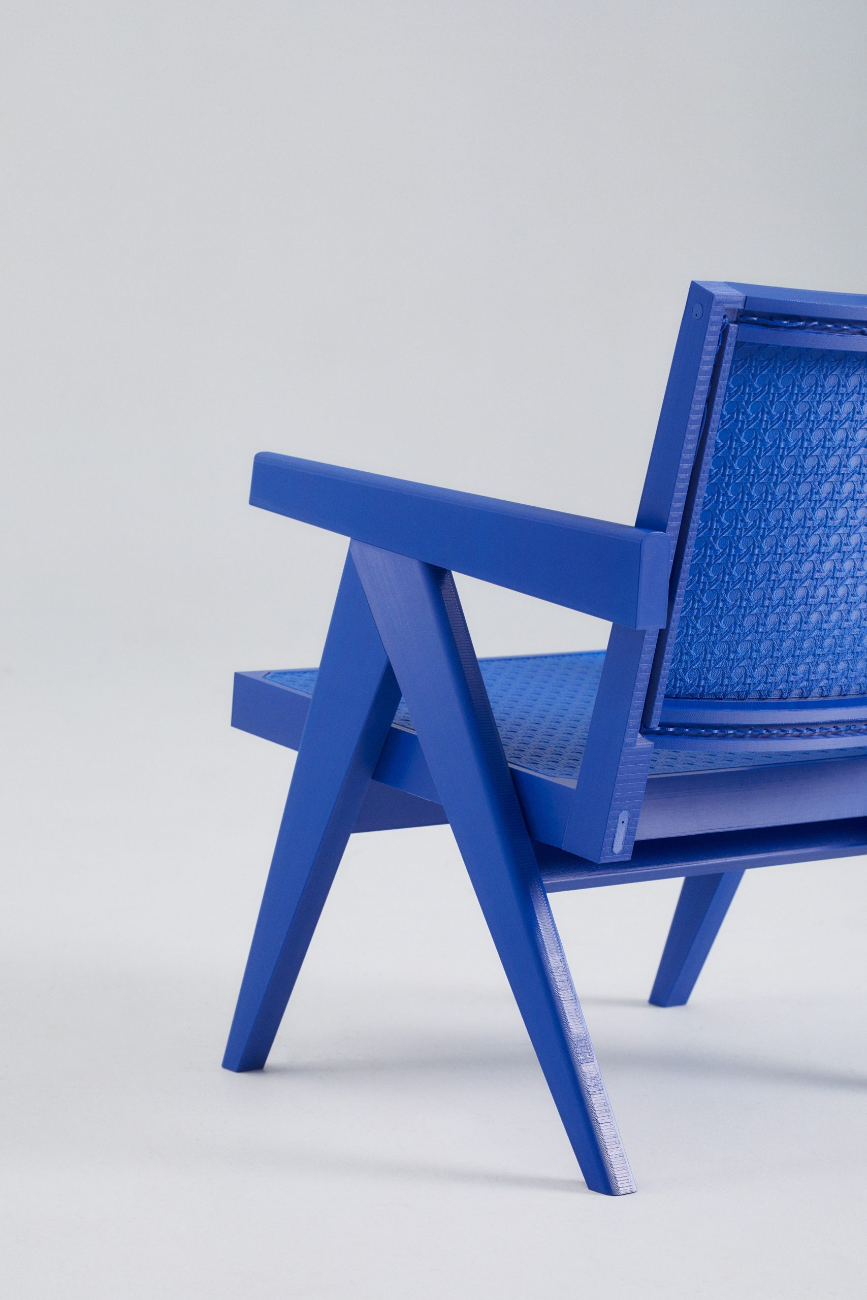 Pierre Jeanneret's Chandigarh Easy Chair redesign