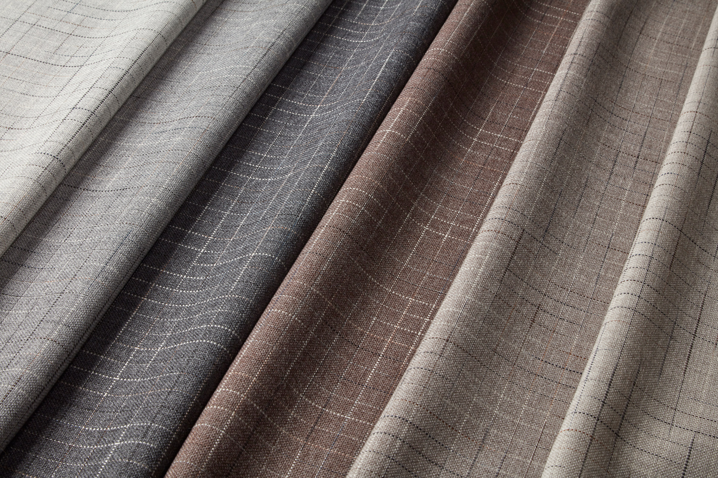 Sumi and Kyoto fabric by Camira