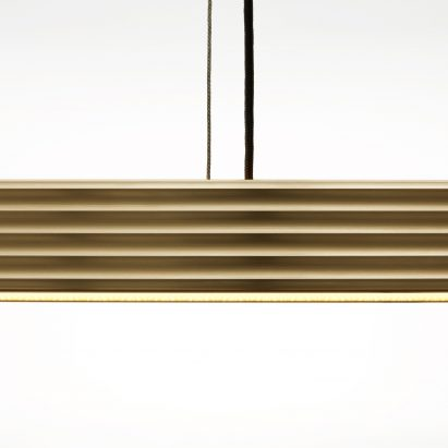Capital pendant light by Archier