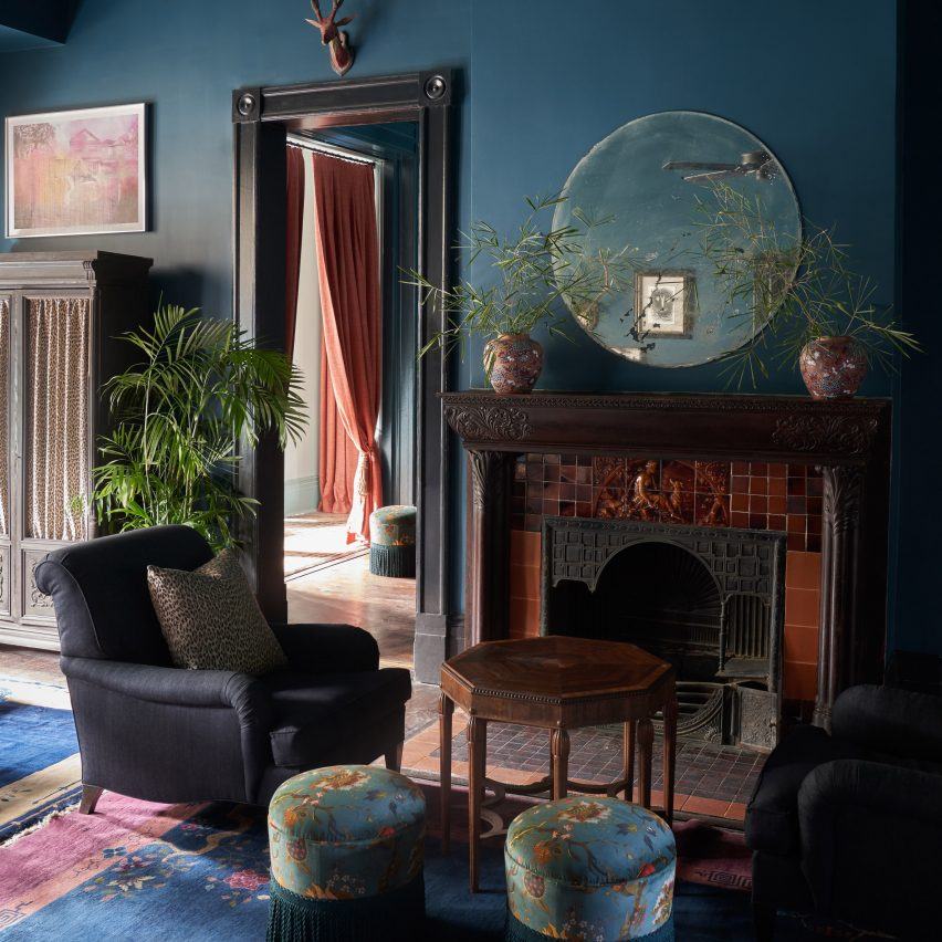 Sara Ruffin Costello fashions quirky interiors for The Chloe hotel in New Orleans