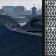 22 Handyside Street in King's Cross by Coffey Architects