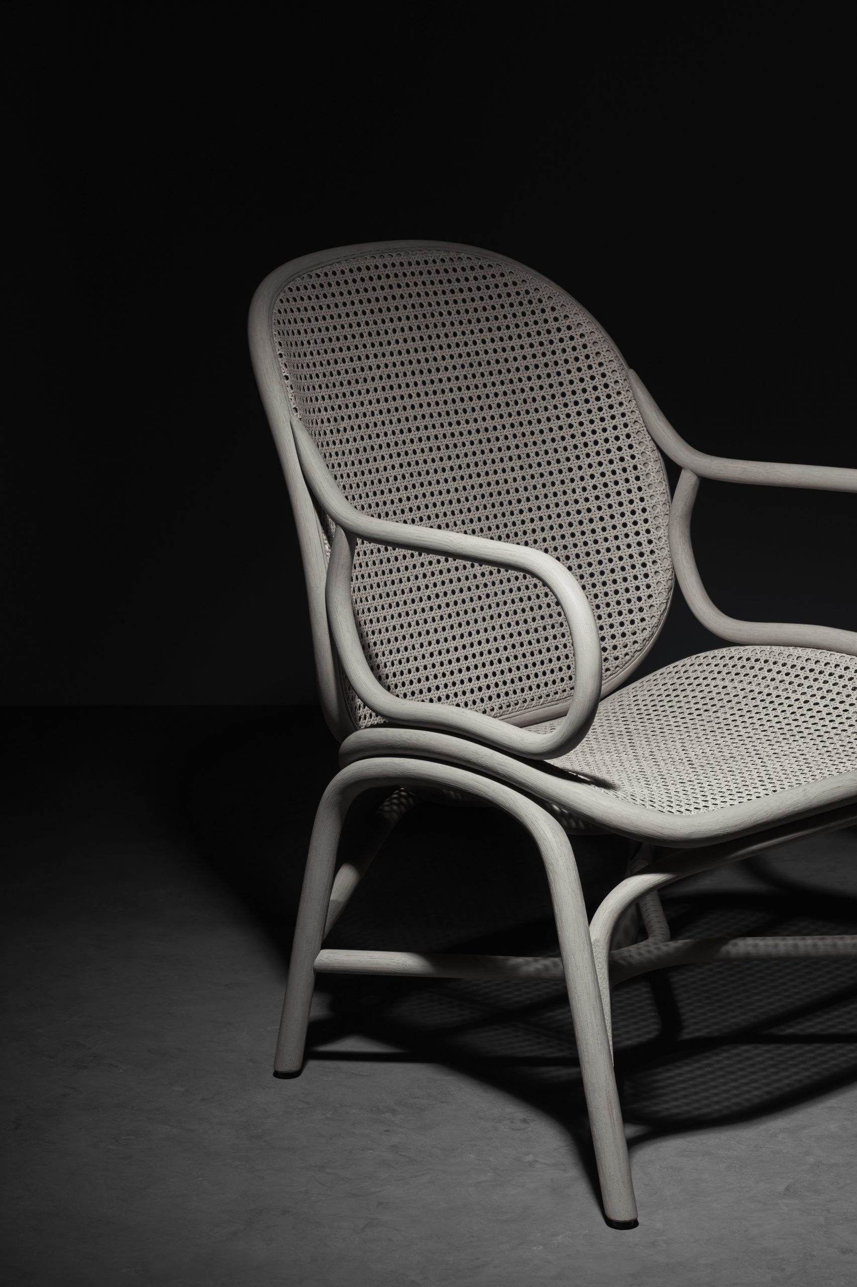 Frames low armchair by Jaime Hayon