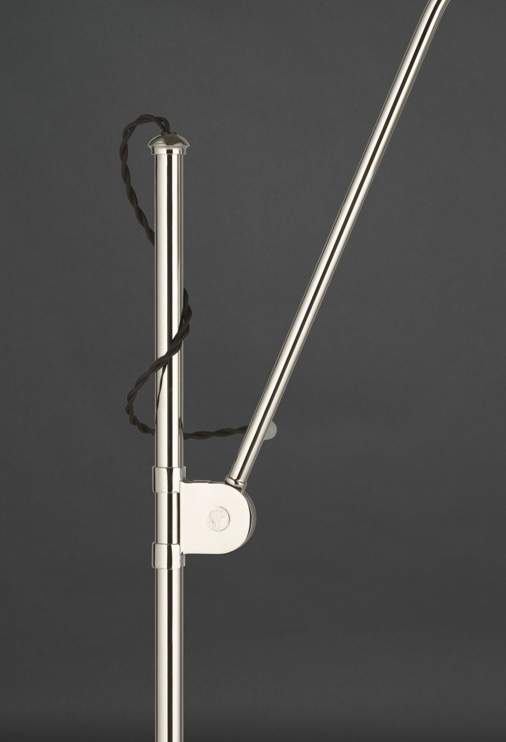 Bestlite 90th anniversary floor lamp with curled cord