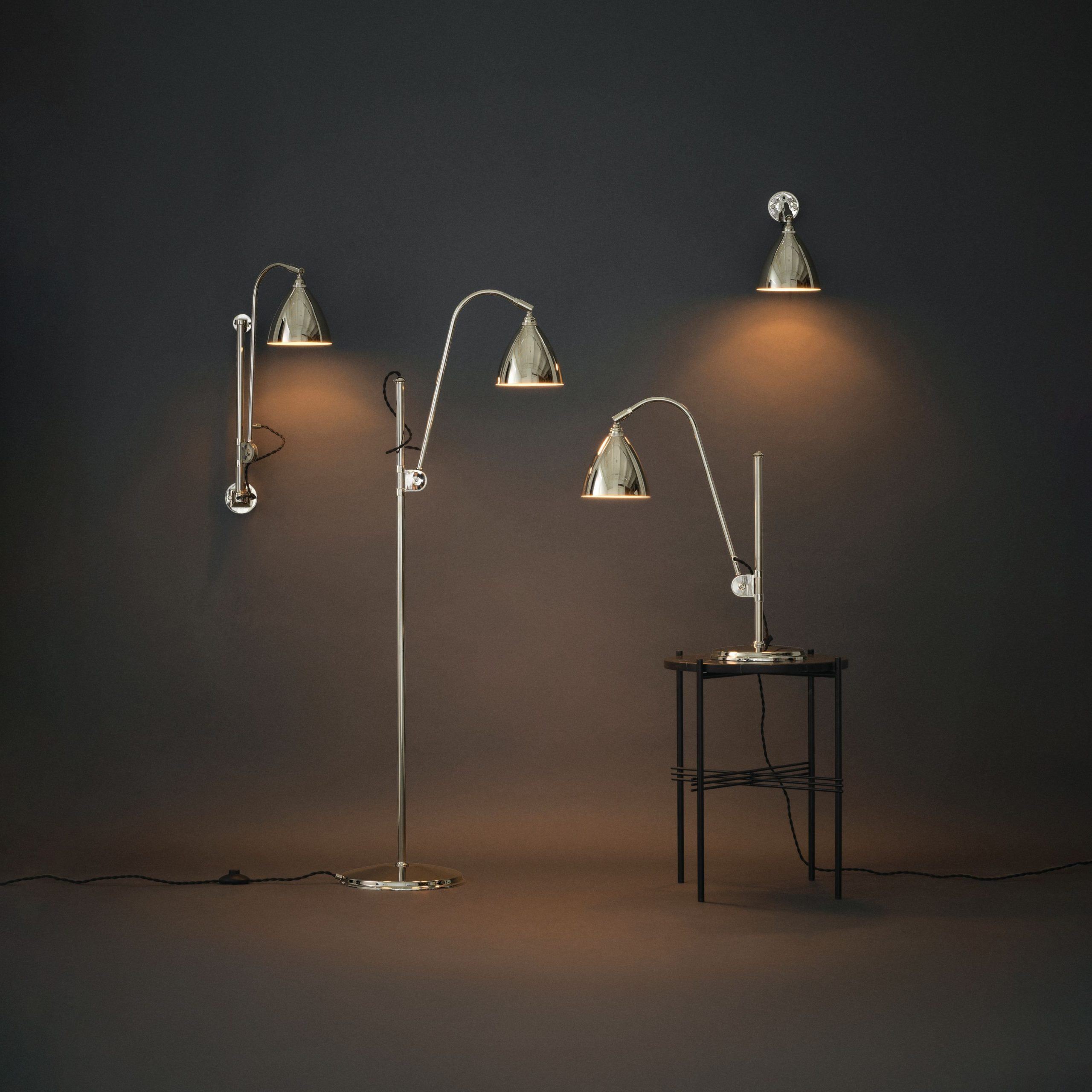 Bestlite 90th anniversary collection of lamps