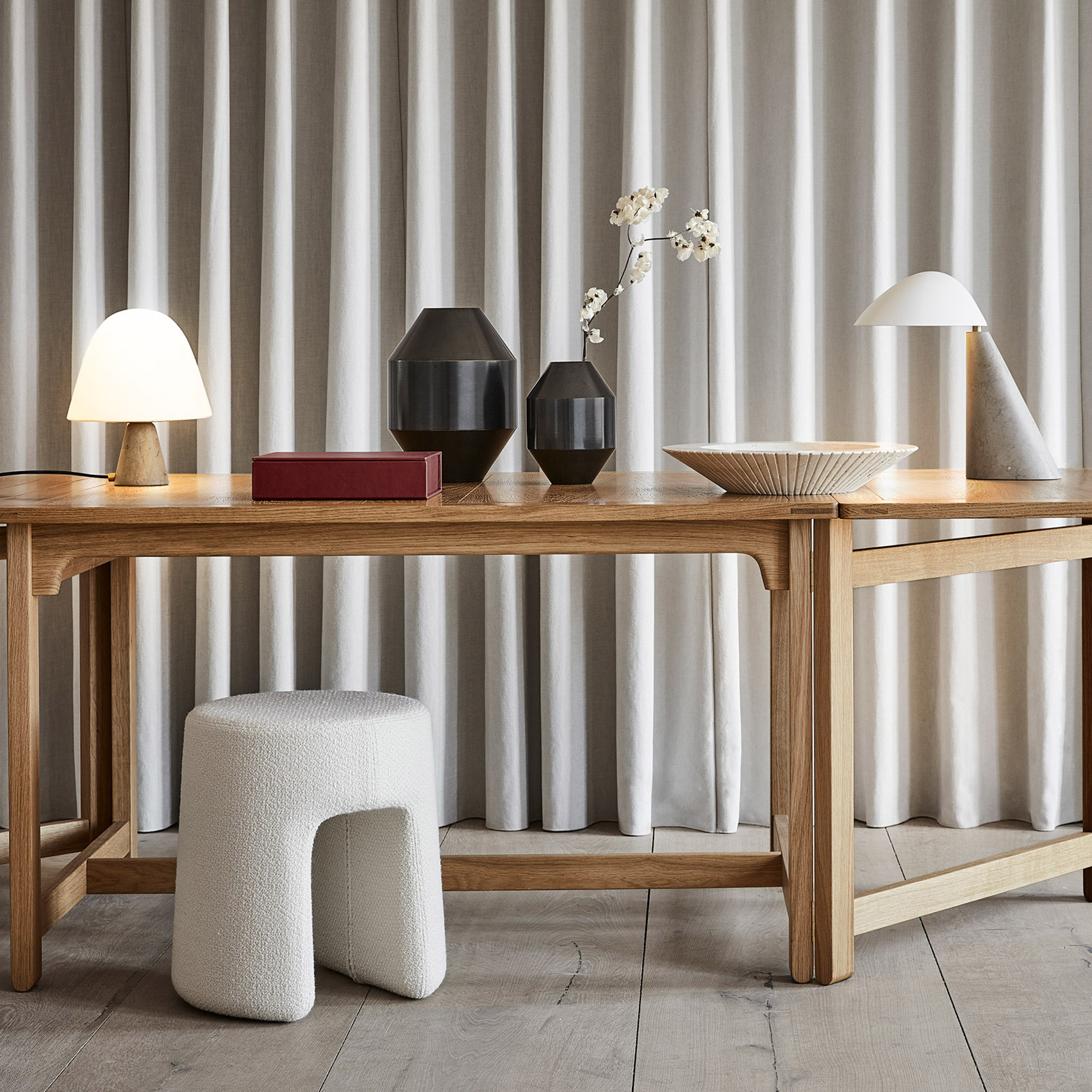 An overview of the Complements collection by Fredericia