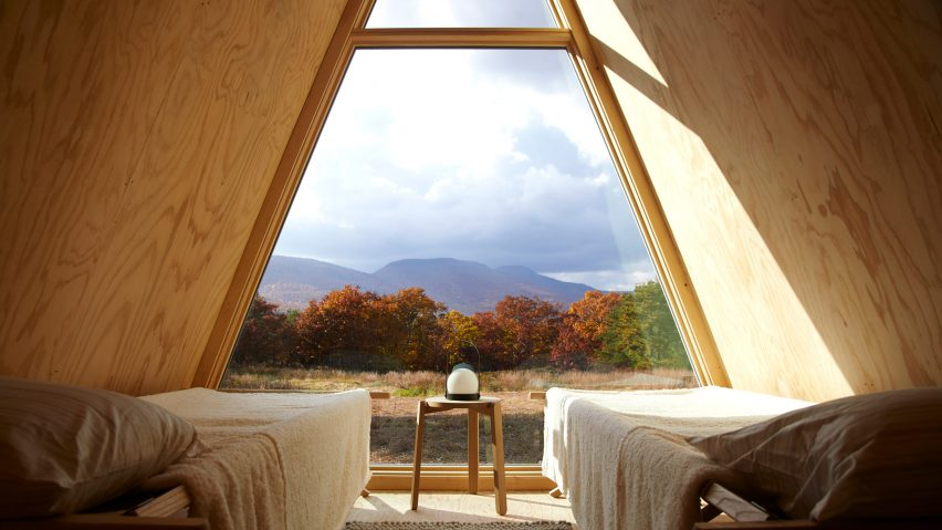 A-frame Cabin Kit by Den Outdoors