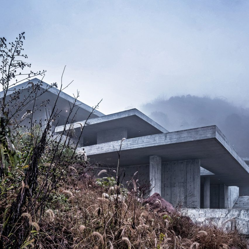 Teahouse in Jiuxing Village by Gad Line+ Studio in China