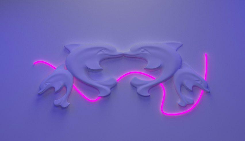 Xoxodolphins by Giorgio Gasco and Gianmaria Della Ratta