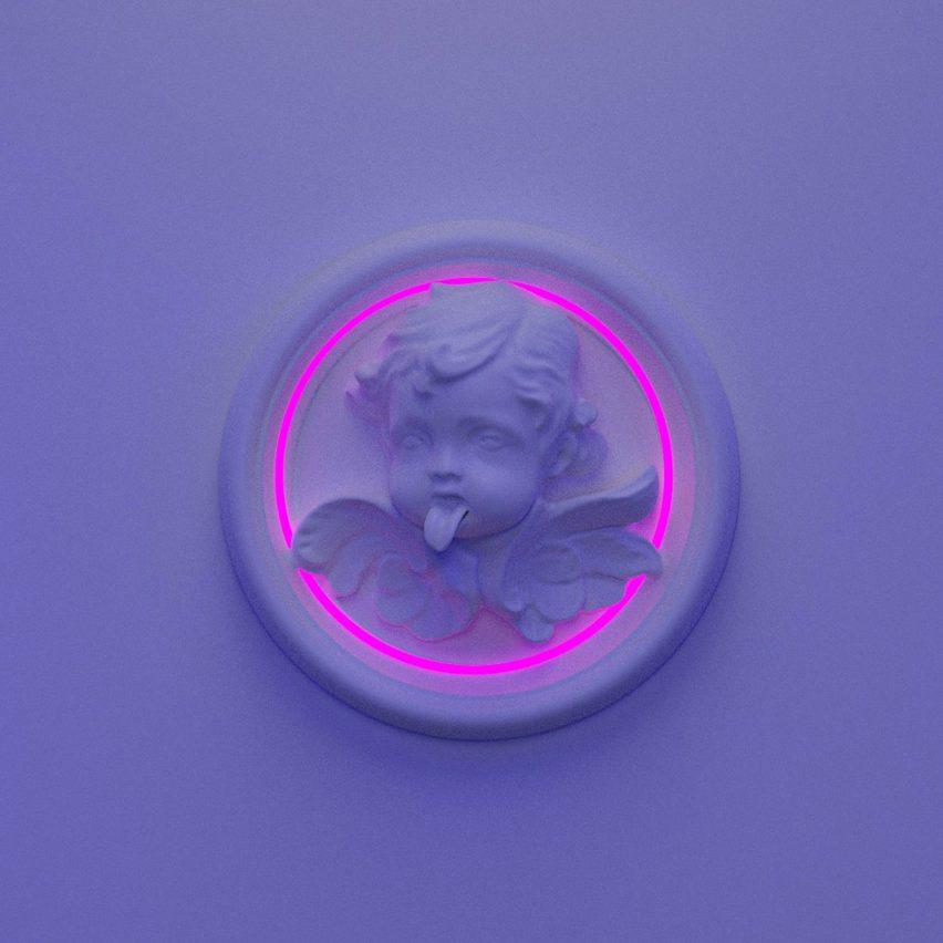 E-Angel by Giorgio Gasco and Gianmaria Della Ratta
