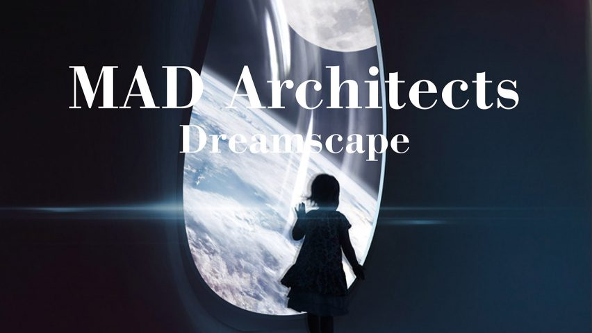 Front cover of Dreamscape by a+u: Architecture and Urbanism magazine