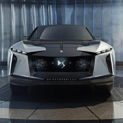DS Aero Lounge Sport by DS Automobiles