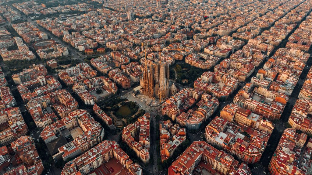 Barcelona To Convert Streets Into Car Free Green Spaces To Curb Pollution