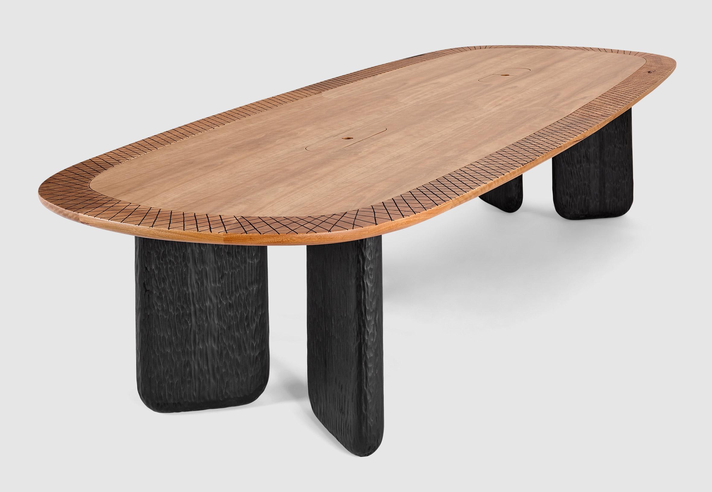 Manapan and Foolscap Studio's Gulnura Table