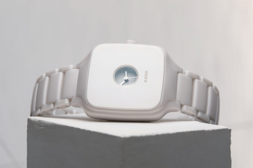 The True Square Formafantasma watch for Rado