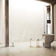 Ghisolfa sofa and chair designed by by Raffaella Mangiarotti for Italian brand IOC Project Partners