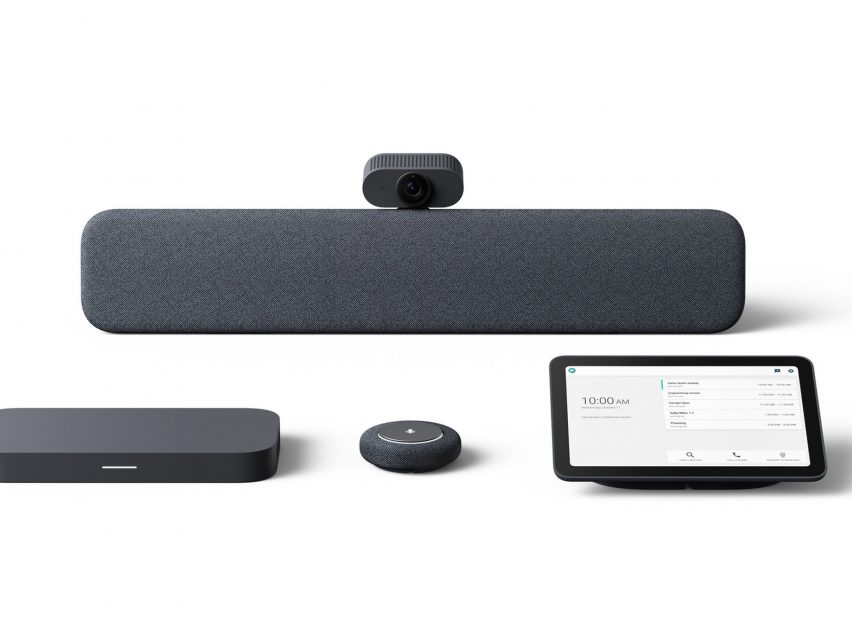 The Google Meet Series One system
