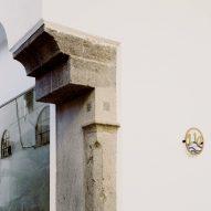 Exterior of Grifo210 boutique by Paritzki & Liani Architects