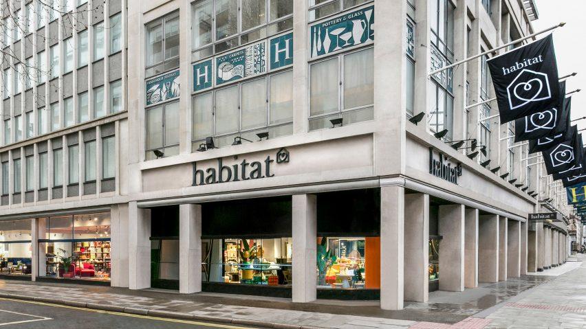Habitat Tottenham Court Road