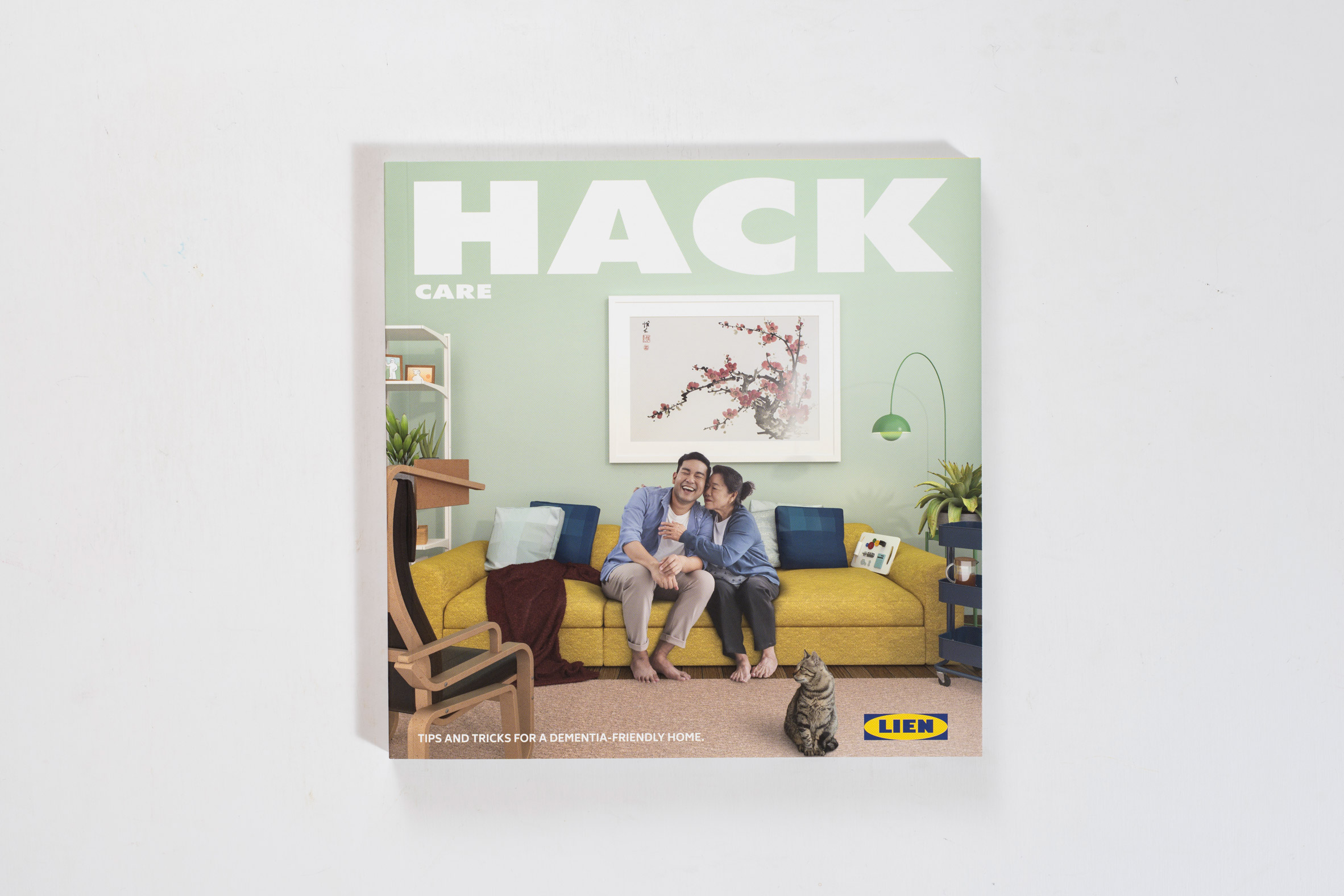 Hack Care book by Lekker Architects, Lanzavecchia + Wai and the Lien Foundation