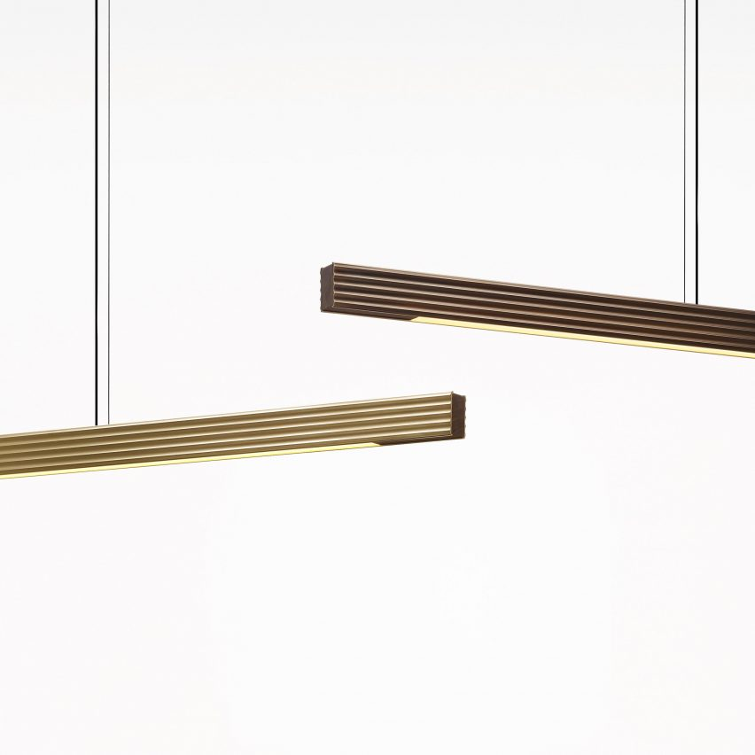 Highline pendant light by Archier