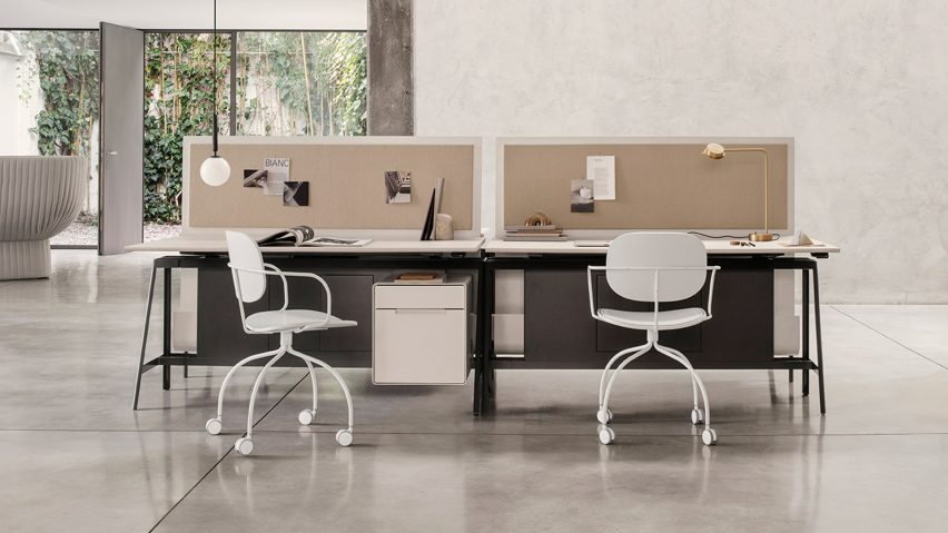 IOC designs Solari workstation in collaboration with Gensler