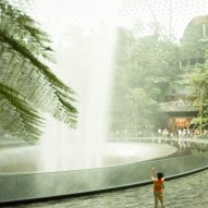 Video offers glimpse inside Safdie Architects' Jewel Changi Airport