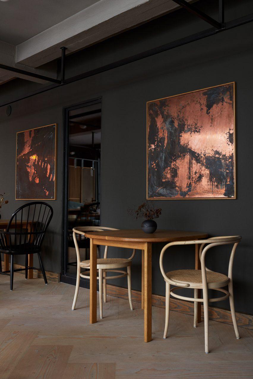Kadeau Copenhagen by OEO Studio