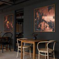 OEO Studio gives Copenhagen restaurant Kadeau a cosy revamp