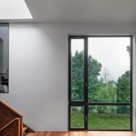 Inside of King Edward Residence by Atelier Schwimmer in Montreal, Canada