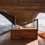 Thirty kitchens designed by architects