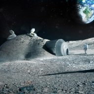 Metalysis to extract oxygen from moon rock to support future lunar habitation