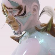 Still from Marcel/a Baltarete's short film A Journey of Digital Introspection and Relief II