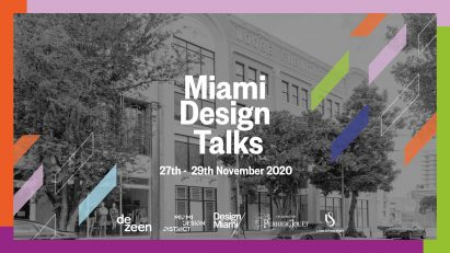 Dezeen x Miami Design Talks