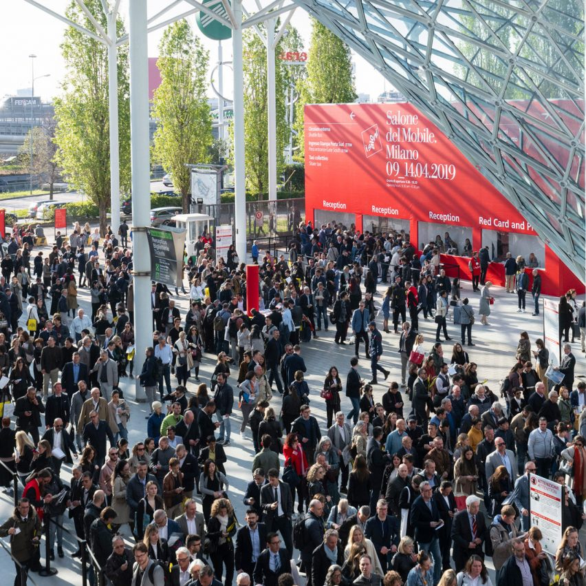 Salone del Mobile 2021 postponed