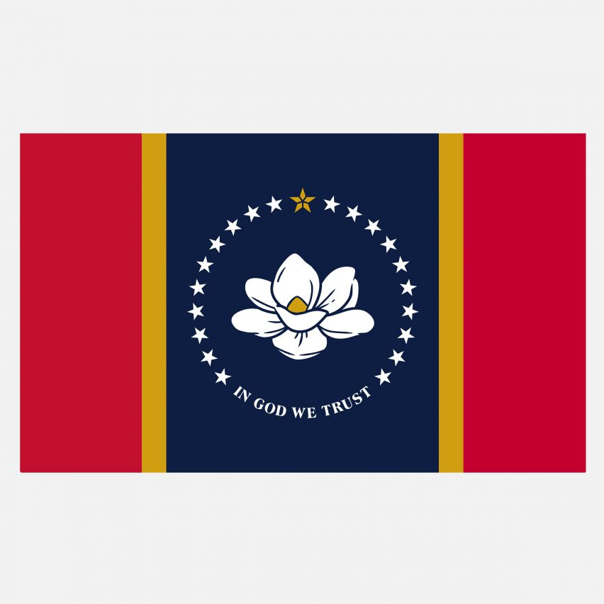 Mississippi votes to officially adopt In God We Trust flag