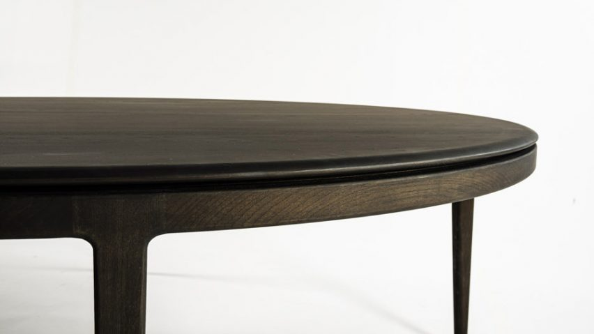 Moon coffee table by Boffi