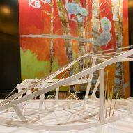 My ArchiSchool student Oscar Bone created a model of a school