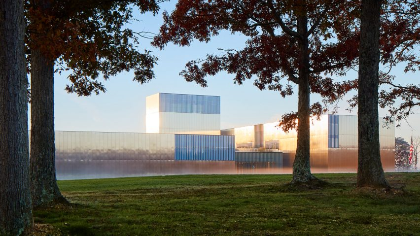 National Museum of the United States Army by SOM