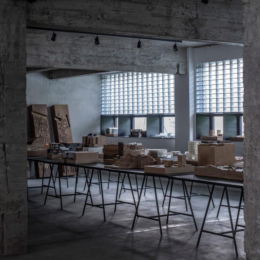 Neri&Huarchitecture studio in Shanghai