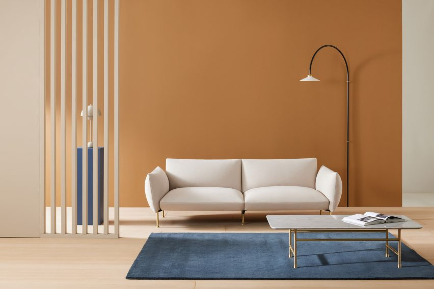 Nota sofa by Note Design Studio