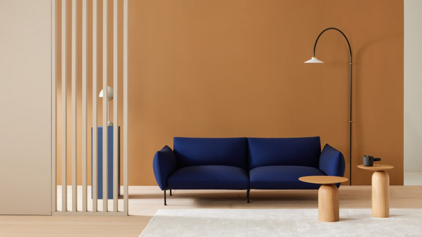 Nota sofa by Basta