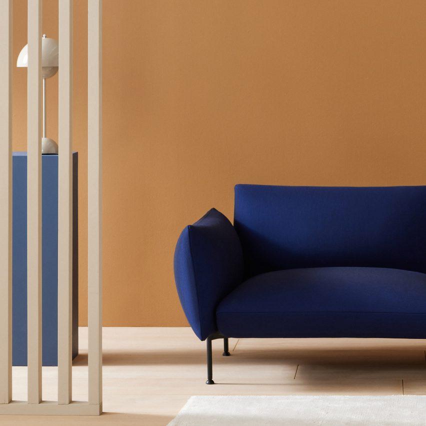 Nota sofa by Basta