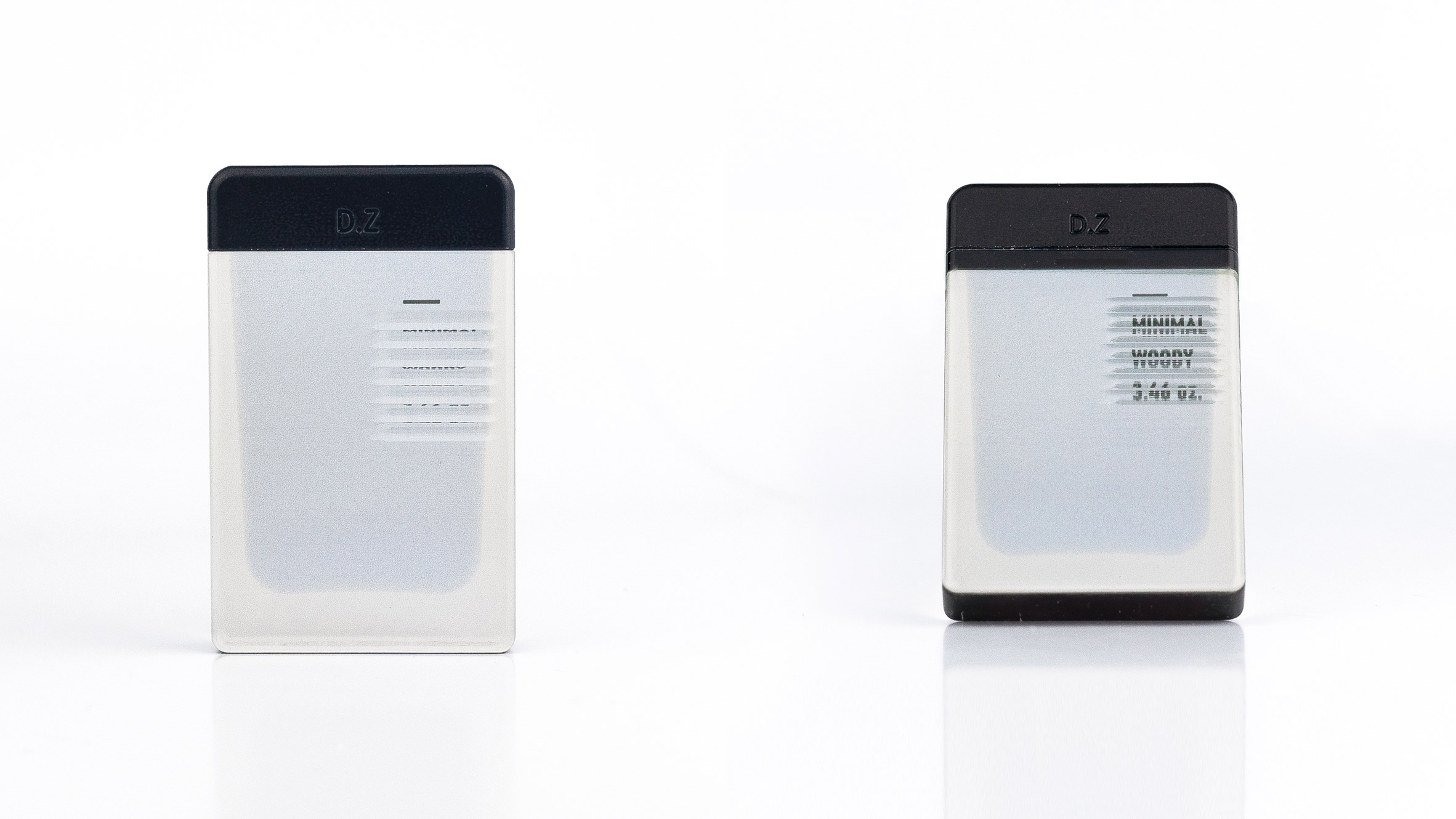 Nseen perfume bottle from Jiani Zeng and Honghao Deng's Illusory Material project