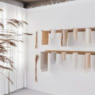Sara Martinsen creates library of plant fibres to support sustainable manufacturing