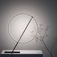 Poise lighting design by Robert Dabi