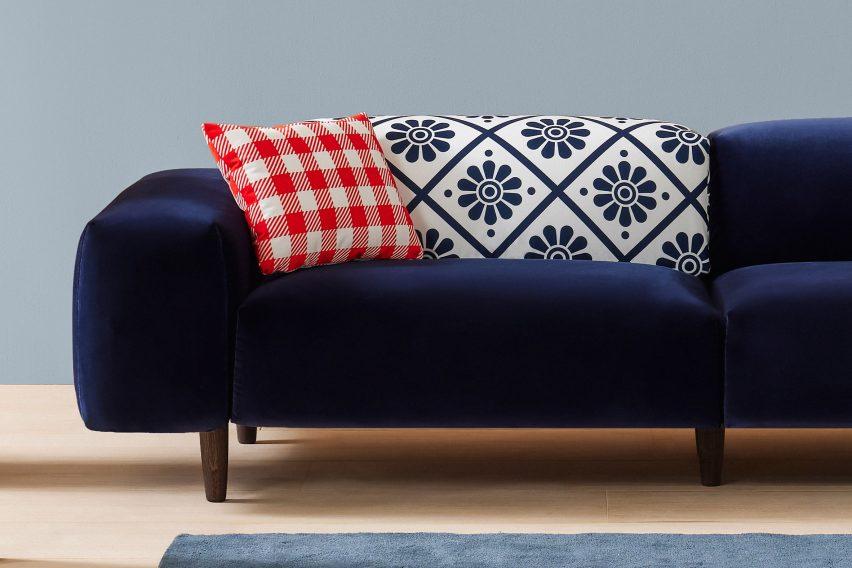 Ponte sofa by Marcel Wanders for Basta