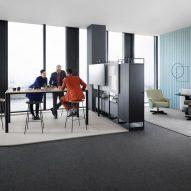 Pearson Lloyd's Ports Table for Bene
