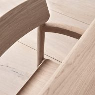 Post Chair by Cecilie Manz for Fredericia's Post Collection